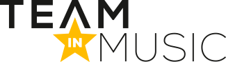 Team in Music Logo